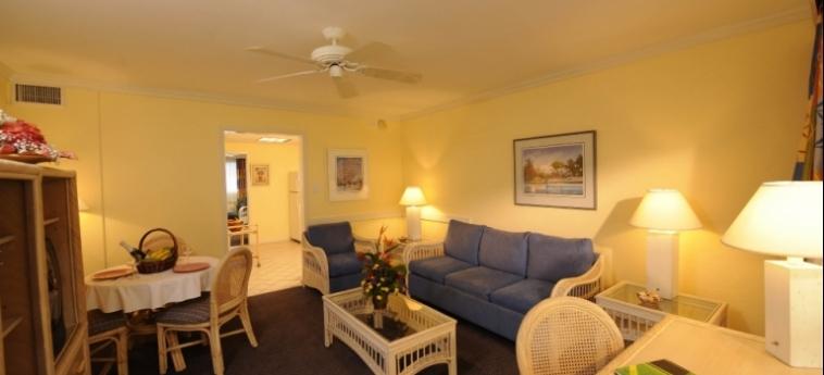 Hotel Bay View Suites Paradise Island: Wohnzimmer BAHAMAS