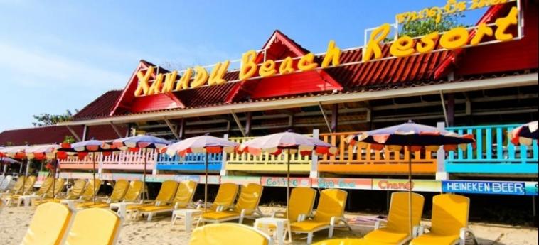 Hotel Xanadu Beach Resort And Marina: Spiaggia BAHAMAS