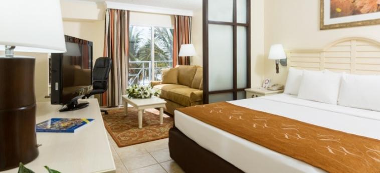 Hotel Comfort Suites Paradise Island: Camera Matrimoniale/Doppia BAHAMAS
