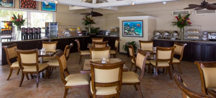 Hotel Comfort Suites Paradise Island: Sala Colazione BAHAMAS