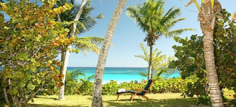 Hotel Pink Sands Resort: Garden BAHAMAS