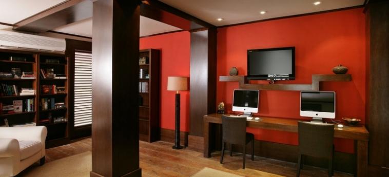 Hotel Pink Sands Resort: Library BAHAMAS