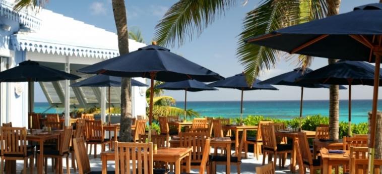 Hotel Pink Sands Resort: Restaurant BAHAMAS