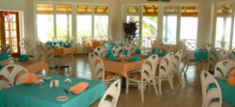 Hotel Unique Village: Restaurante BAHAMAS