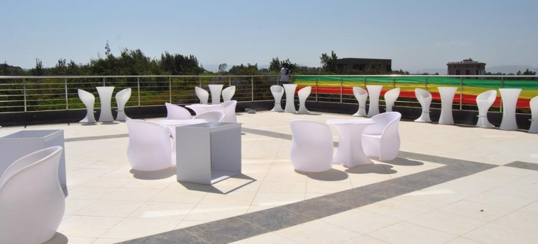 Hotel Grand Resort & Spa- Bahir Dar: Dettagli Strutturali BAHAR DAR