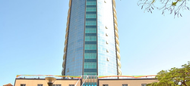 Hotel Grand Resort & Spa- Bahir Dar: Esterno BAHAR DAR