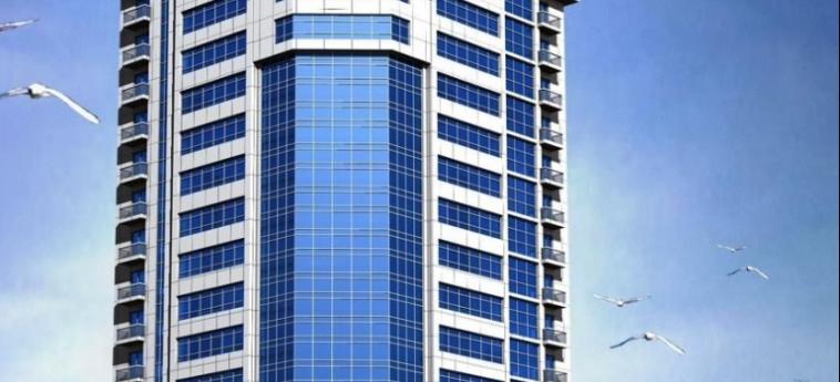 Hotel Tulip Inn Bahrain Suites And Residences: Extérieur BAHRAIN
