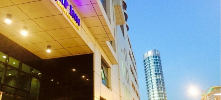 Hotel Tulip Inn Bahrain Suites And Residences: Facade BAHRAIN