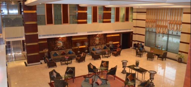 Hotel Tulip Inn Bahrain Suites And Residences: Lobby BAHRAIN