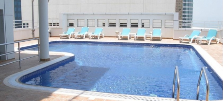 Hotel Tulip Inn Bahrain Suites And Residences: Piscine Découverte BAHRAIN