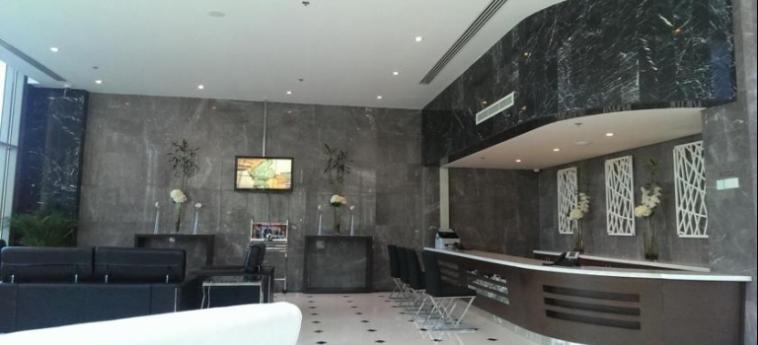 Hotel Tulip Inn Bahrain Suites And Residences: Réception BAHRAIN