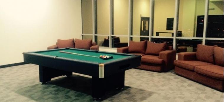 Hotel Tulip Inn Bahrain Suites And Residences: Salle de Jeux BAHRAIN