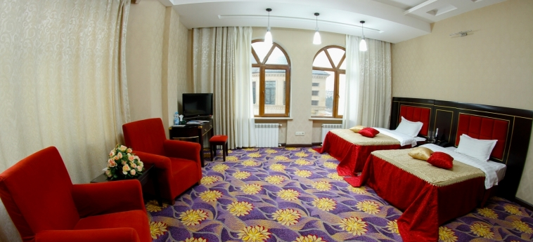 Hotel Safran: Room - Double BAKU