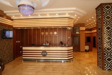 Ariva  Hotel: Lobby BAKU