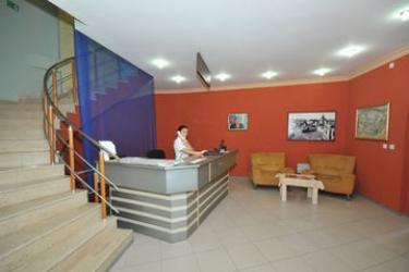 Hotel Kichik Gala: Lobby BAKU