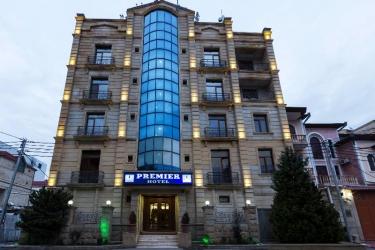 Premier Hotel: Außen BAKU