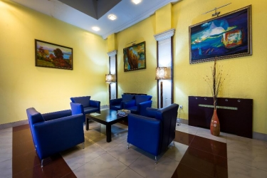 Premier Hotel: Lobby BAKU