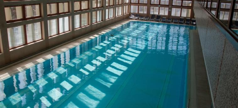 Hunguest Hotel Bal Resort: Piscina BALATONALMADI