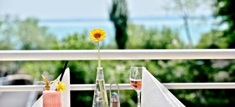 Hunguest Hotel Bal Resort: Detail BALATONALMADI