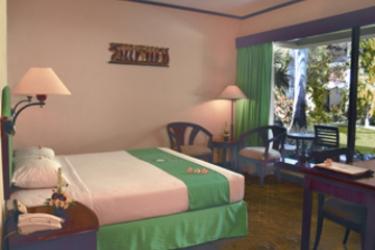 Hotel White Rose: Chambre BALI