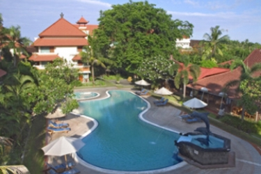Hotel White Rose: Swimming Pool BALI