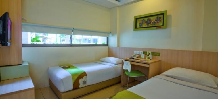 Grandmas Hotels Seminyak: Chambre Double BALI