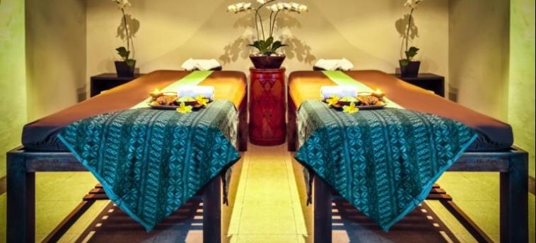 Grandmas Hotels Seminyak: Spa BALI