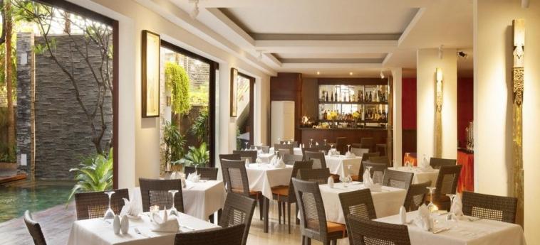 Sense Hotel Seminyak: Restaurant BALI