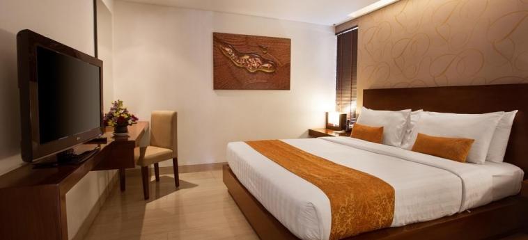Sense Hotel Seminyak: Room - Deluxe BALI