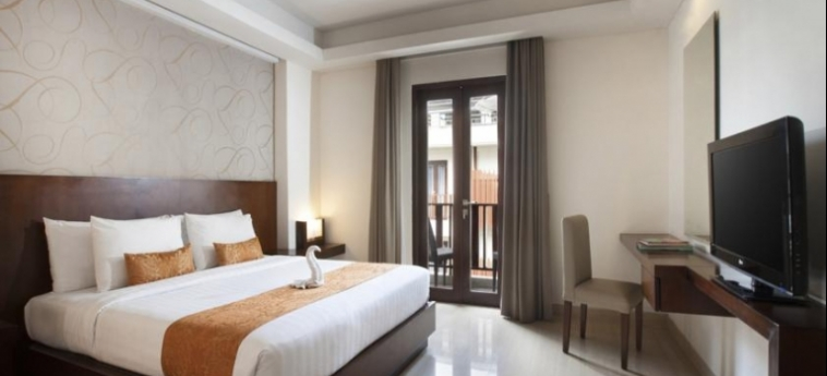 Sense Hotel Seminyak: Room - Double BALI