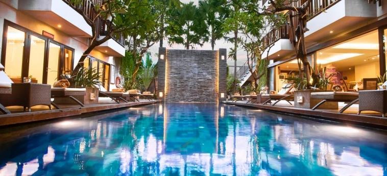 Sense Hotel Seminyak: Swimming Pool BALI