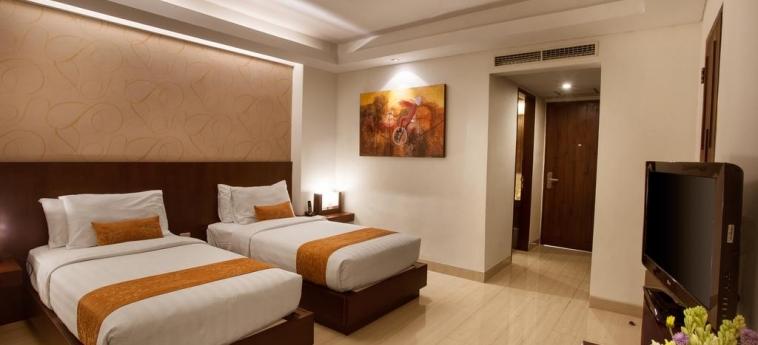 Sense Hotel Seminyak: Twin Room BALI