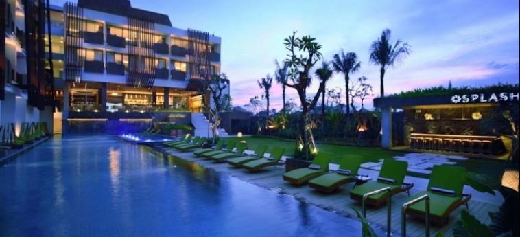 Hotel Vasanti Seminyak Resort: Fassade BALI