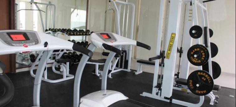 Hotel Vasanti Seminyak Resort: Fitnesscenter BALI