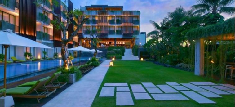 Hotel Vasanti Seminyak Resort: Garten BALI