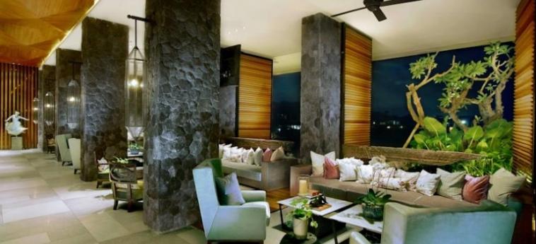 Hotel Vasanti Seminyak Resort: Hall BALI
