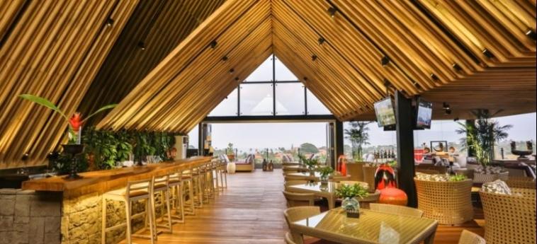 Hotel Vasanti Seminyak Resort: Innen Bar BALI