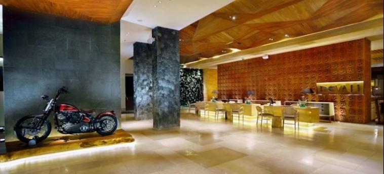 Hotel Vasanti Seminyak Resort: Lobby BALI