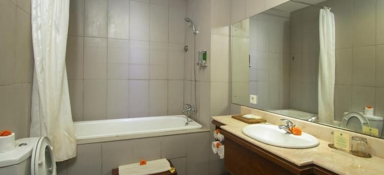 Hotel Pertiwi Bisma 2: Bathroom BALI