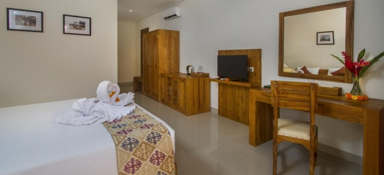 Hotel Pertiwi Bisma 2: Dettagli Strutturali BALI