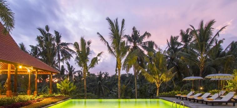 Hotel Pertiwi Bisma 2: Pool BALI