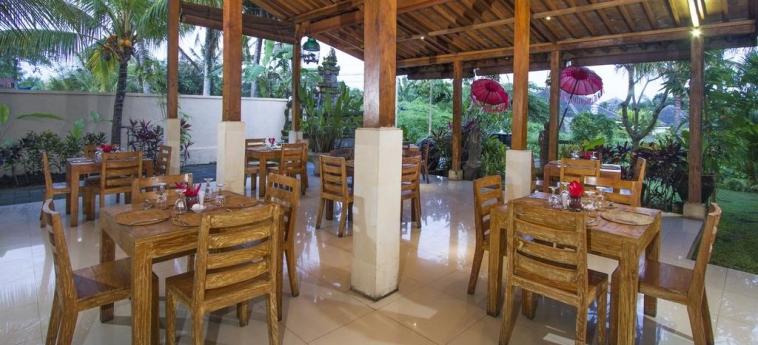 Hotel Pertiwi Bisma 2: Restaurant BALI