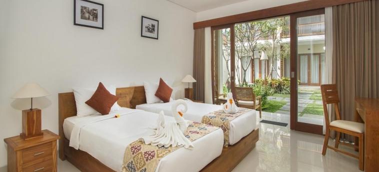 Hotel Pertiwi Bisma 2: Twin Room BALI