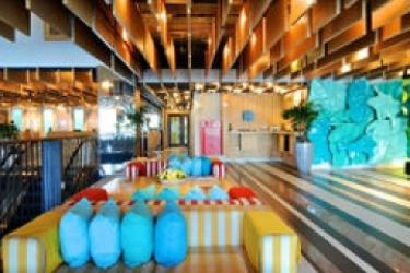 Hotel The One Legian: Bar BALI