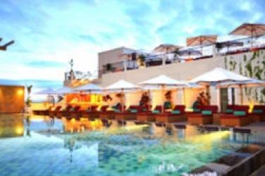 Hotel The One Legian: Chambre Double BALI