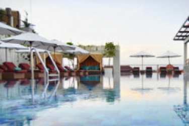 Hotel The One Legian: Cottage BALI