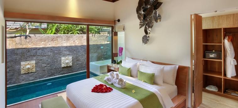 Hotel Ini Vie Villa: Chambre Double BALI