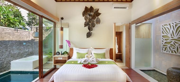 Hotel Ini Vie Villa: Chambre BALI