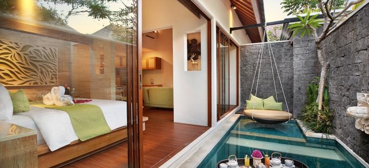 Hotel Ini Vie Villa: Detail BALI