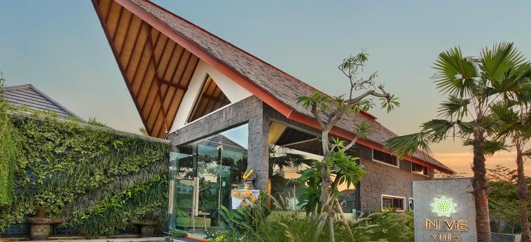 Hotel Ini Vie Villa: Extérieur BALI